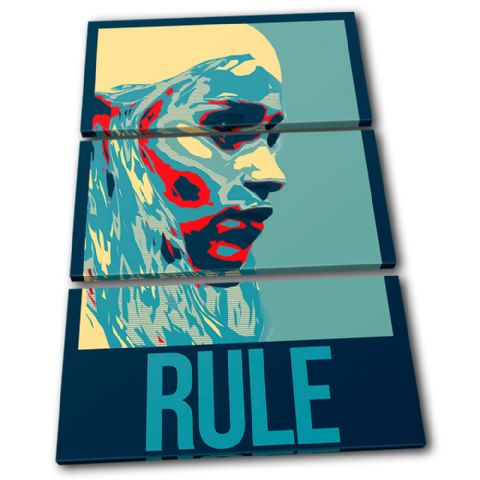 Fantasy TV Show Rule Abstract - 13-6095(00B)-TR32-PO